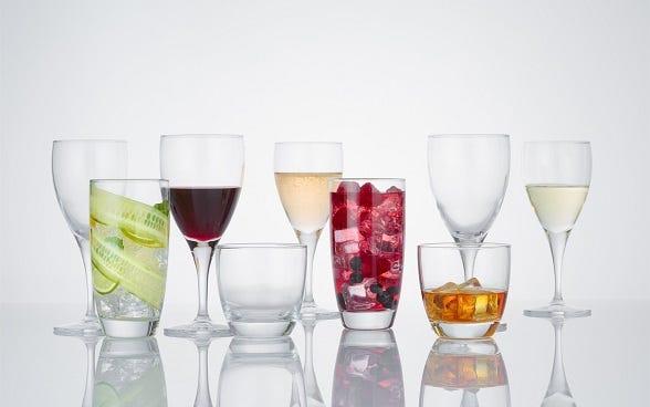 Ravenhead Glassware